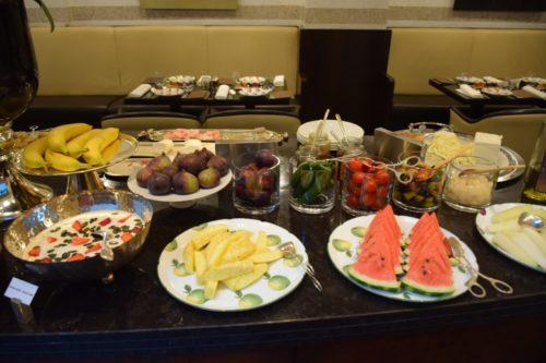 Park Hyatt Istanbul Breakfast