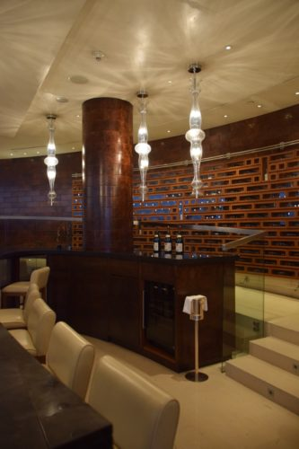 "Park Hyatt Istanbul ""The Wine Bar"""