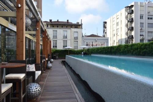 Park Hyatt Istanbul - Pool