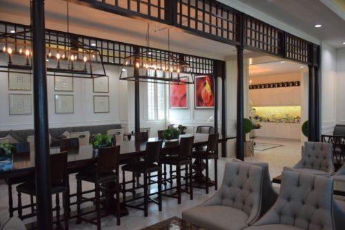 Coral Executive Lounge Bangkok-Don Mueang Seating