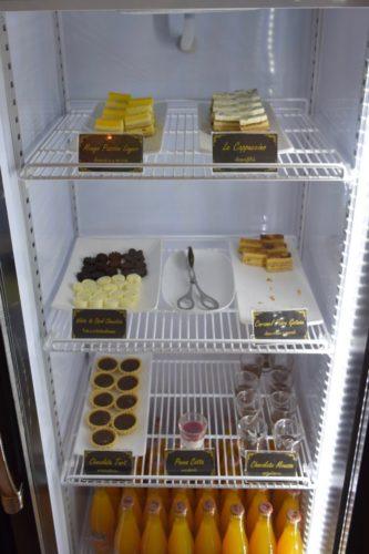 Coral Executive Lounge Bangkok-Don Mueang Beverages and Dessert