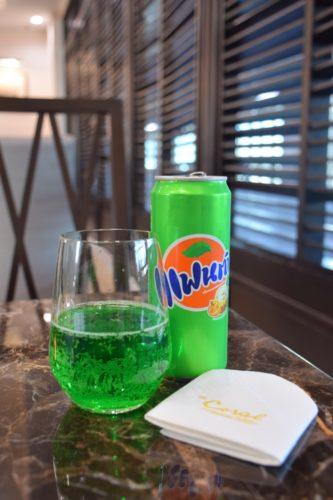 Coral Executive Lounge Bangkok-Don Mueang Fanta