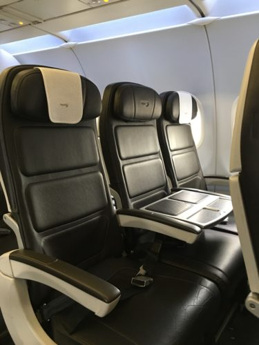 "British Airways regional ""Business Class"""
