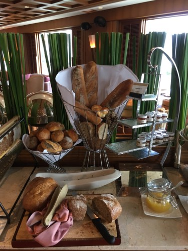 Breakfast Spread - Bread and Pastries