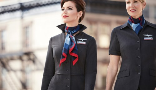 American Airlines New Uniform (2016) hives