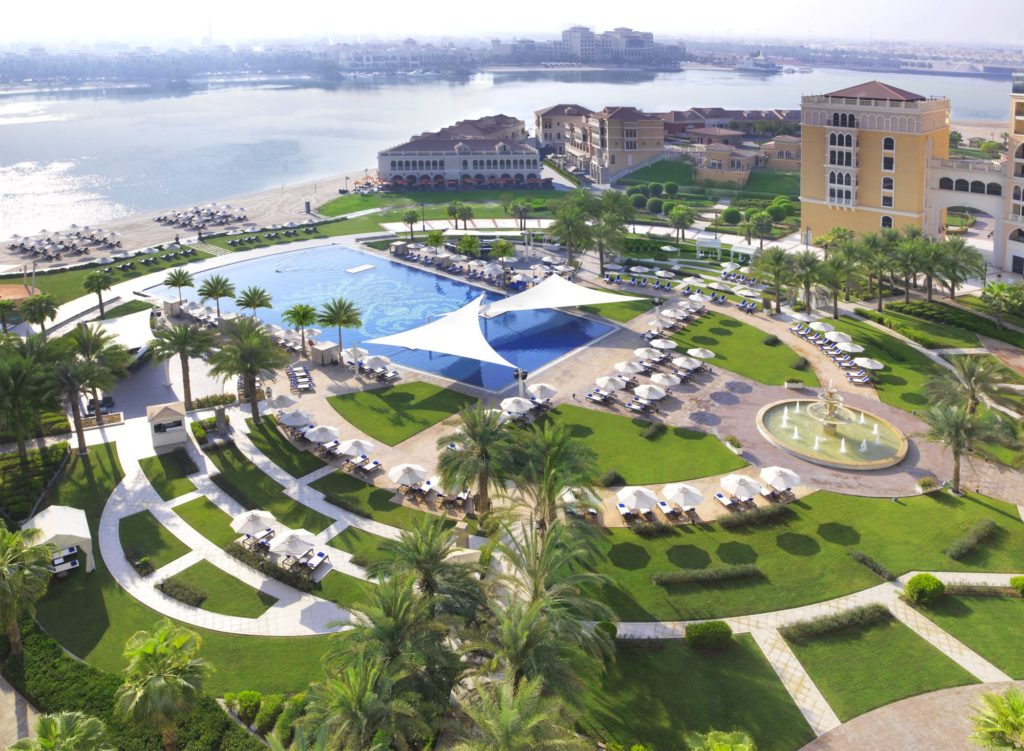 Ritz-Carlton Abu Dhabi, Grand Canal, a Ritz-Carlton Tier 1 hotel, which costs 30,000 Marriott points a night.