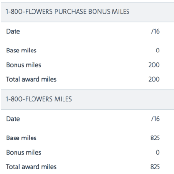I was able to double dip with my Amex Offer and American Airlines bonus miles