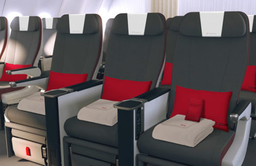 Iberia's Premium Economy product