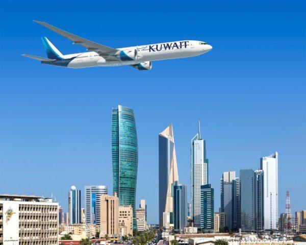 Kuwait Airways new livery. Kuwait Airways/Facebook