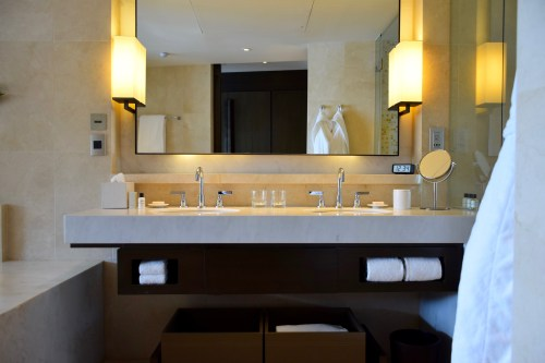 Park Hyatt Sydney Bathroom