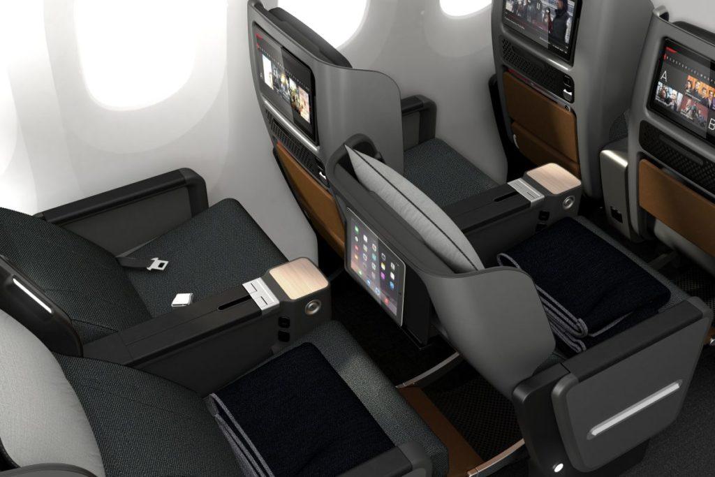 Qantas Premium Economy. Source: Qantas