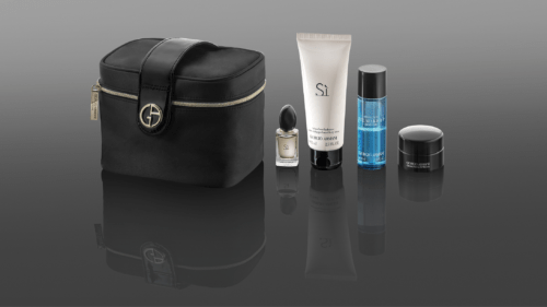 New Qatar Airways First Class Amenity Kit for Women
