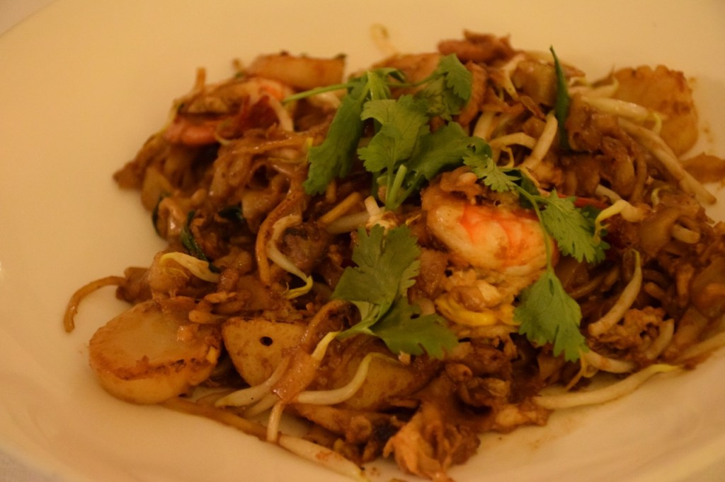 Four Seasons Singapore Room Service Char Kway Teow