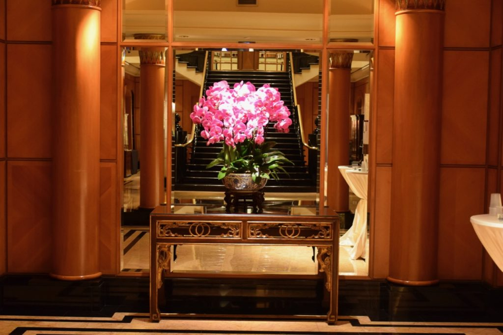 Four Seasons Singapore Elevator Bay