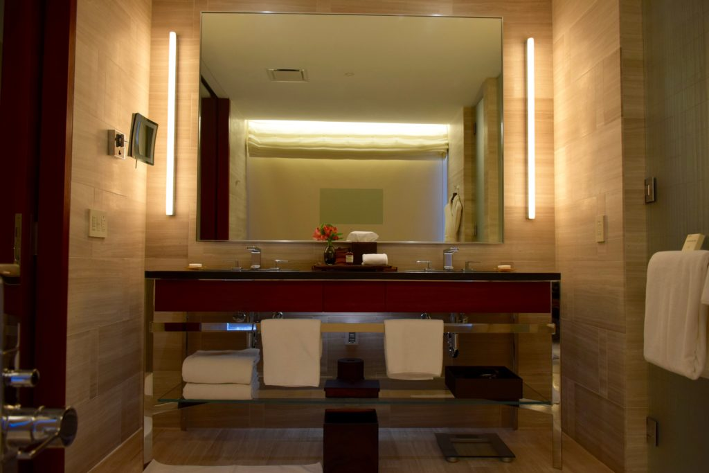 Park Hyatt New York Bathroom