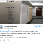 What Houston office?