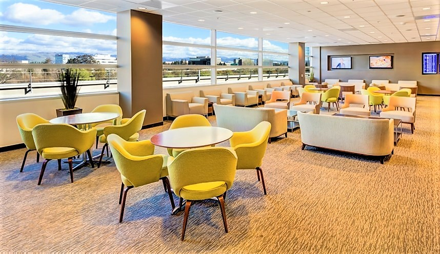 The Club at SJC. Source: Priority Pass