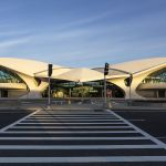 TWA Flight Center. Photo by Acroterion, used with permission.