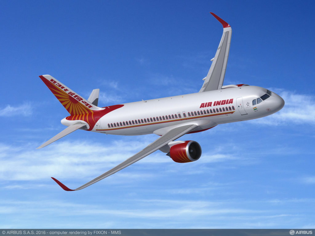 Air India is grounding 57 flight attendants for beig overweight, per DGCA requirements. Source: Airbus