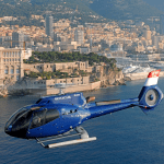 "A Monacair ""regular line"" helicopter. Source: Monacair"
