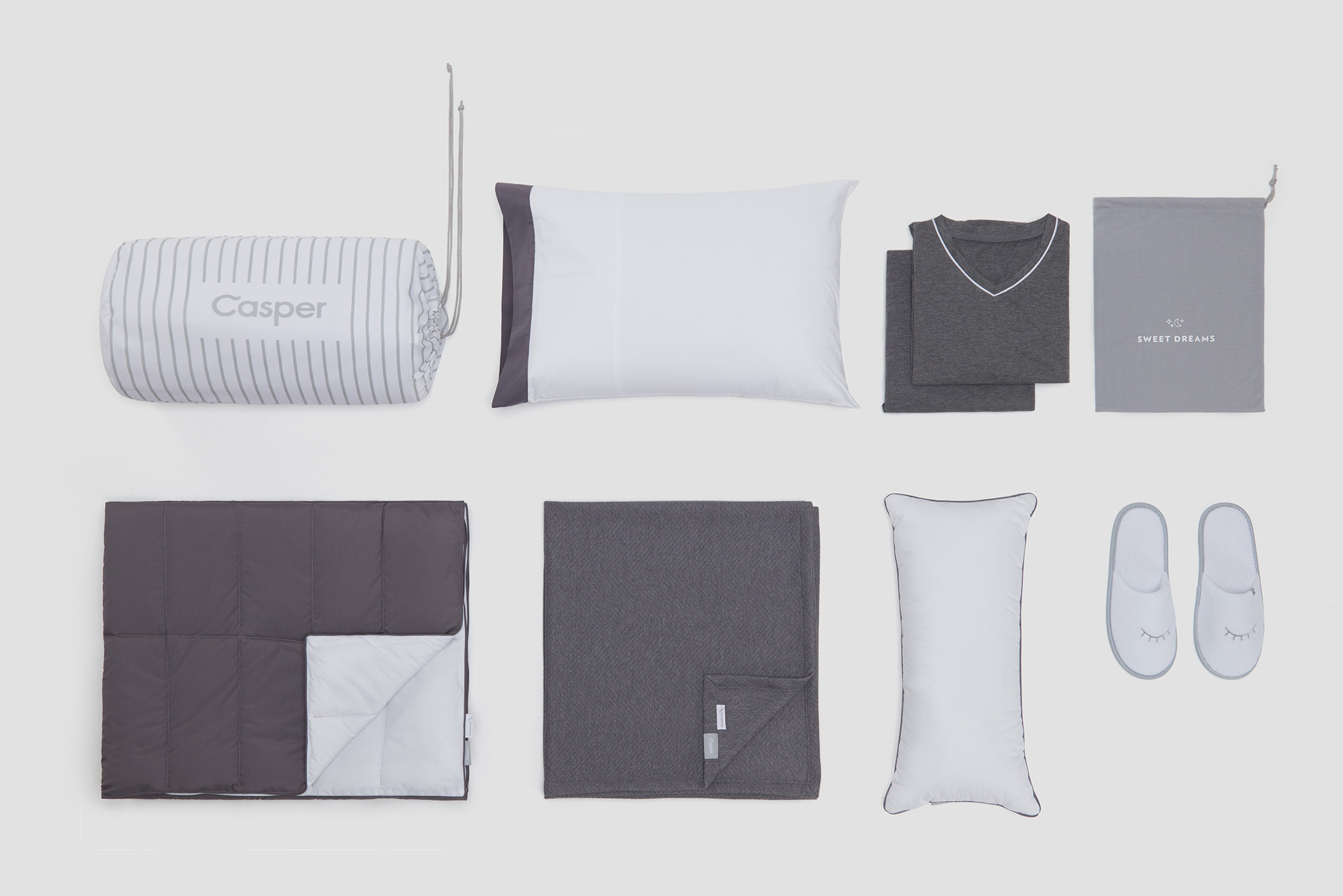 American Airlines Rolling Out In-Flight Bedding by Casper