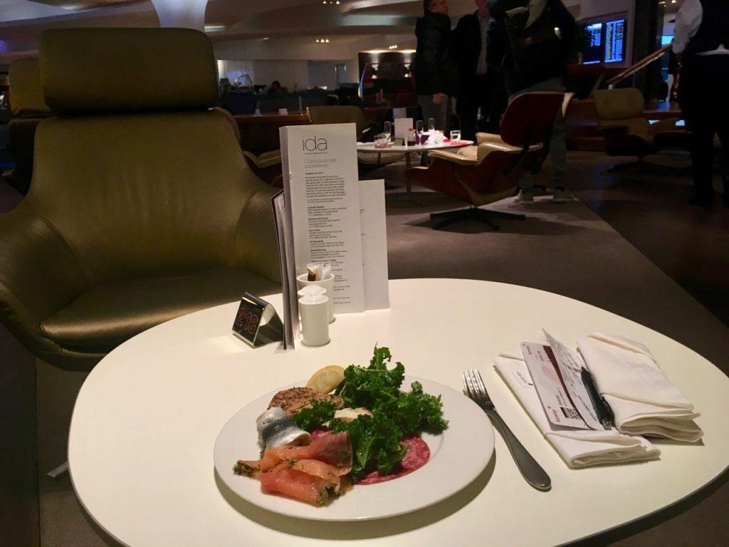 Virgin Atlantic Premium Economy review Virgin Clubhouse London Heathrow to New York Newark