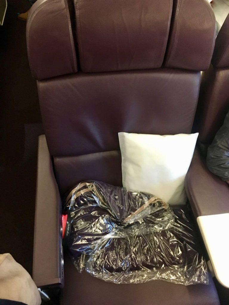 Virgin Atlantic Premium Economy Seat