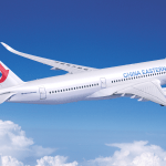 Chinese Eastern is one of the handful of Chinese airlines that now allows onboard use of cellphones. Source: China Eastern