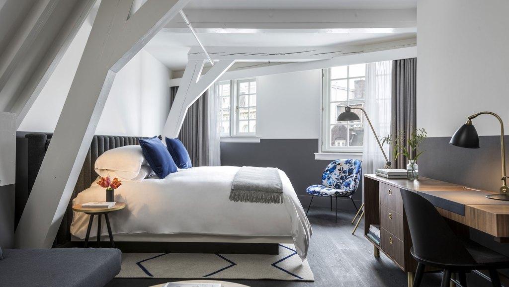 The Kimpton DeWitt Hotel in Amsterdam, Netherlands. Source: Kimpton Hotels