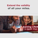 The LifeMiles expiration policy will be updated as of April 15, 2018, shortening the validity of miles to 12 months, and only earning activities will extend thier validity.