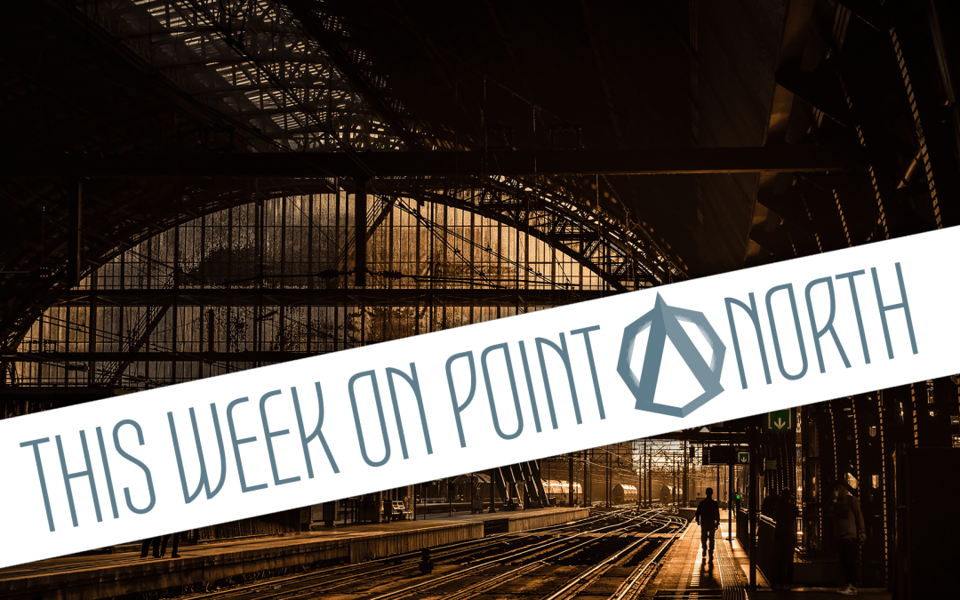 This Week On Point North: April 9th