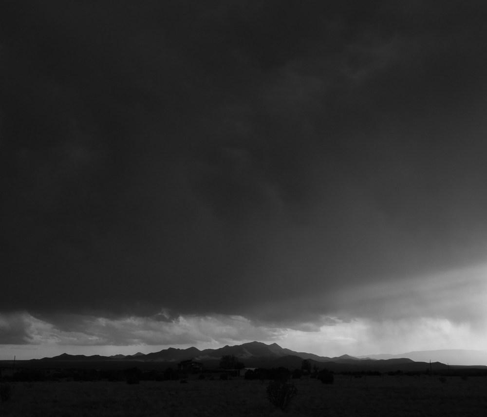 Cloudy skies... (3/6)