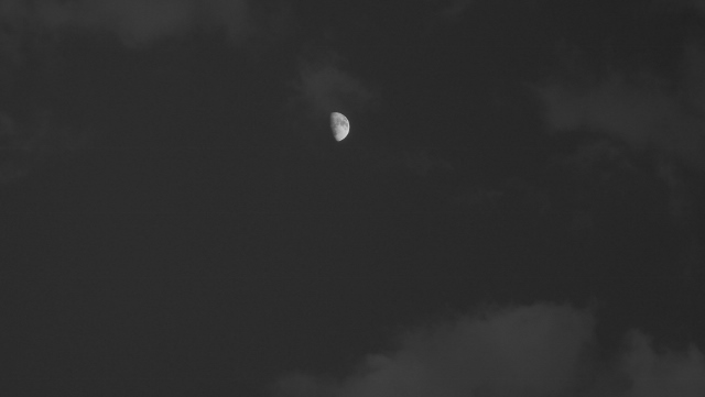 Shooting the moon... (1/5)