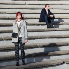 Photography: Silver Gutmann Style: Jane Kukk MUAH: Annika Oper Models: Marilin, Marko