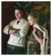 Publication: Moekuulutaja magazine a/w 2012 Photographer: Renee Altrov Style: Jane Kukk MUAH: Annika Oper Models: Kristina, Sten