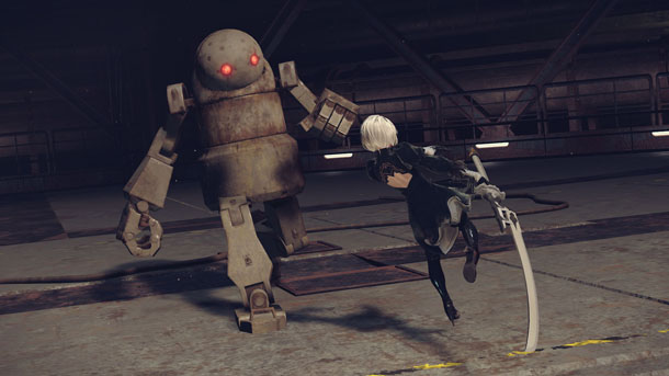 Four Things To Know About Nier: Automata