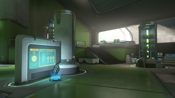 Get Your First Look At New Overwatch Assault Map Horizon Lunar Colony