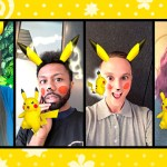 Pikachu Invades Snapchat, Our Nightmares