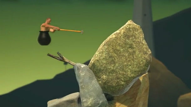 QWOP Followup Getting Over It With Bennett Foddy Wants To Hurt You