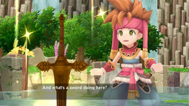 Hands-On With The Secret of Mana Remake