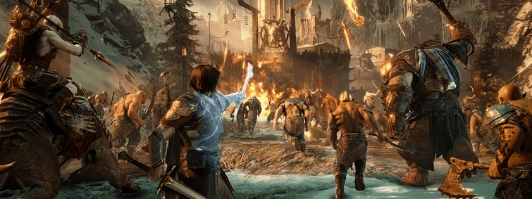 Imagens Analise Shadow of War