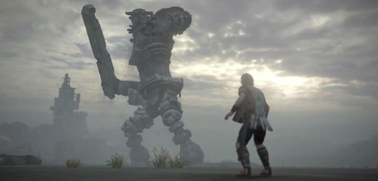 News: Shadow of the Colossus PS4 remake gives dev 'a second chance'
