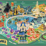 Buy A Commemorative Map Of Blizzard World