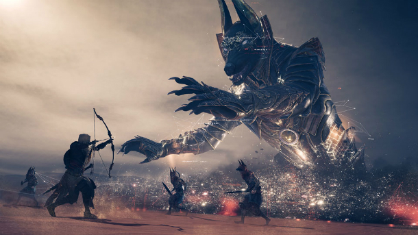 Assassin's Creed Origins New Game+ Mode Now Available With A Mysterious Reward At The End