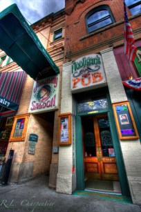 Visit Historic Whiskey Row
