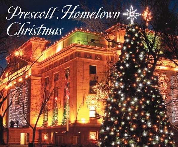 It S Christmas Time In The City Of Prescott Point Of
