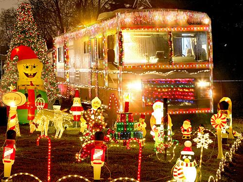 RV Christmas Contest