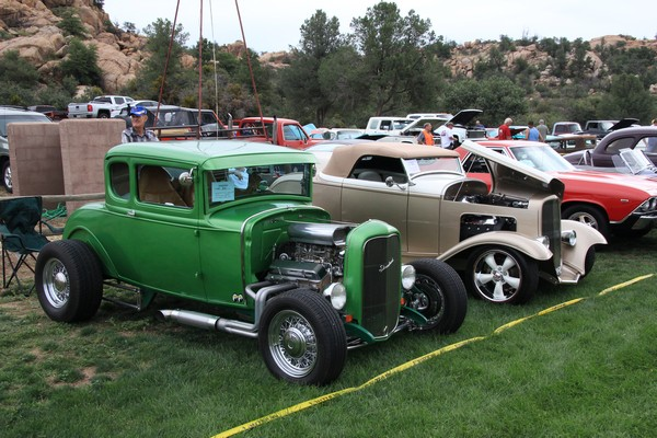 Prescott Antique Auto Show