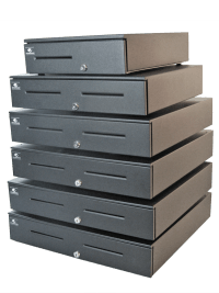 APG Series 4000 Cash Drawer Stack