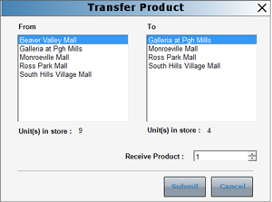 MRBILLProduct_Transfer
